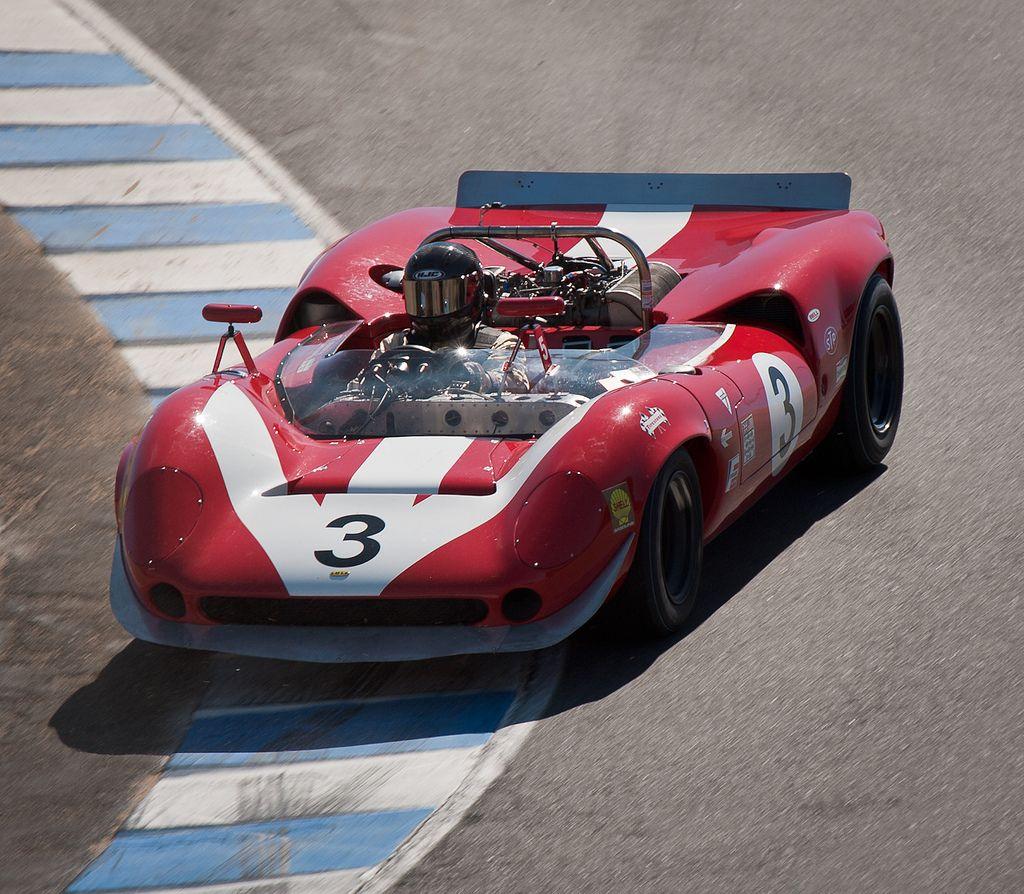 1966 Lola T70 MK 2 | Flickr - Photo Sharing!