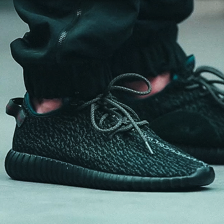 a28e989f7 The black colorway of the adidas Yeezy Boost 350 will release on August  22nd