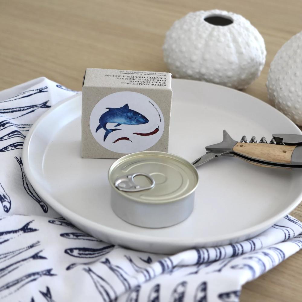 Conserve de poisson RILLETTES DE THON EPICEES
