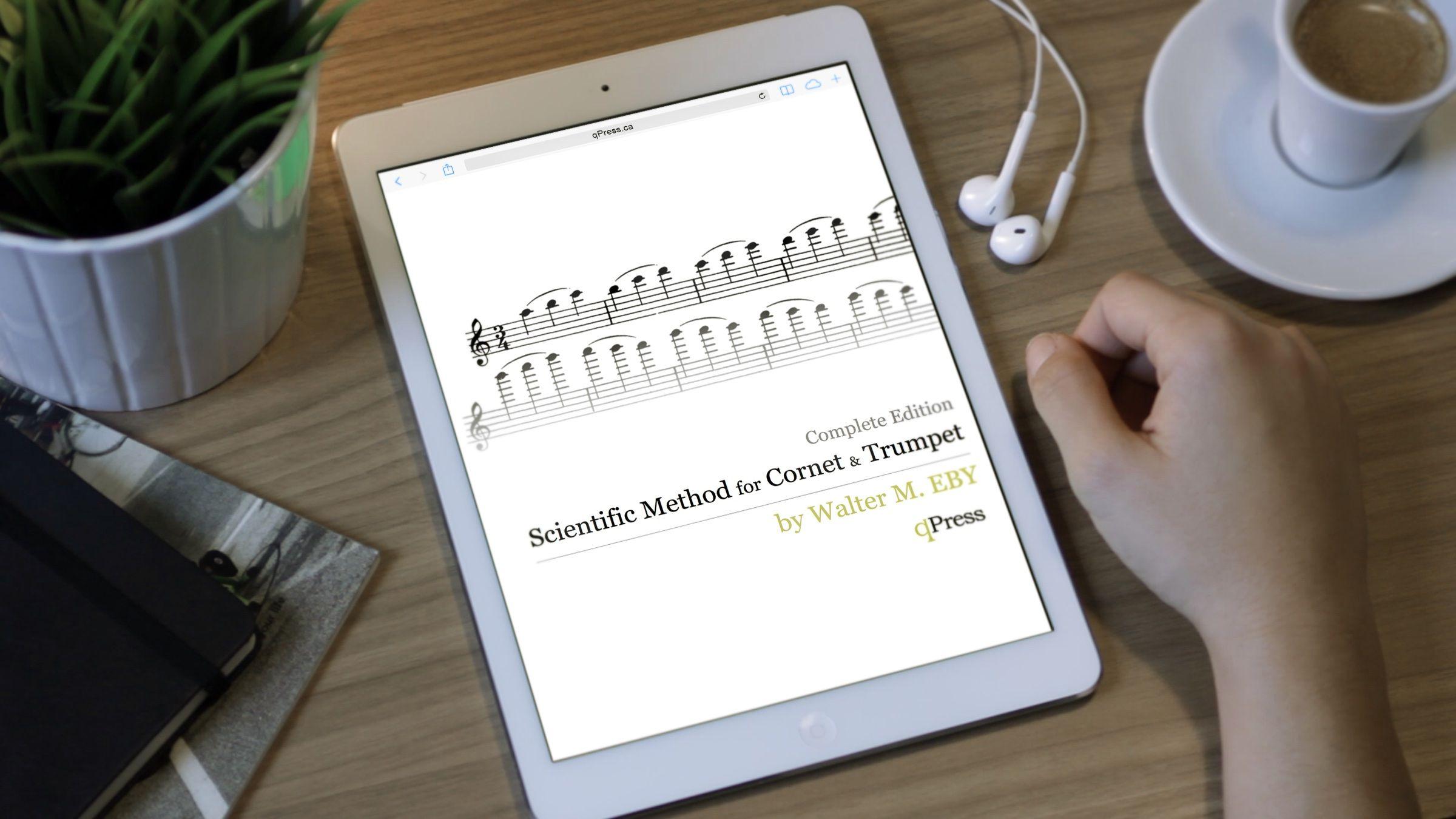 Scientific Method for & Trumpet Trumpet,