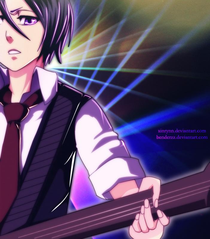 Kuchiki Rukia: Rockstar by xinrynn on DeviantArt