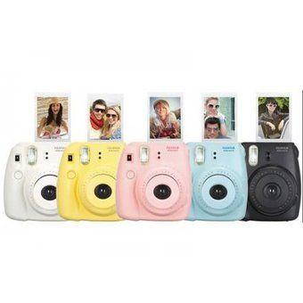 Cámara Instantánea Fujifilm Instax Mini 8-Negro   regalos   Disenos ... b69059d1ab