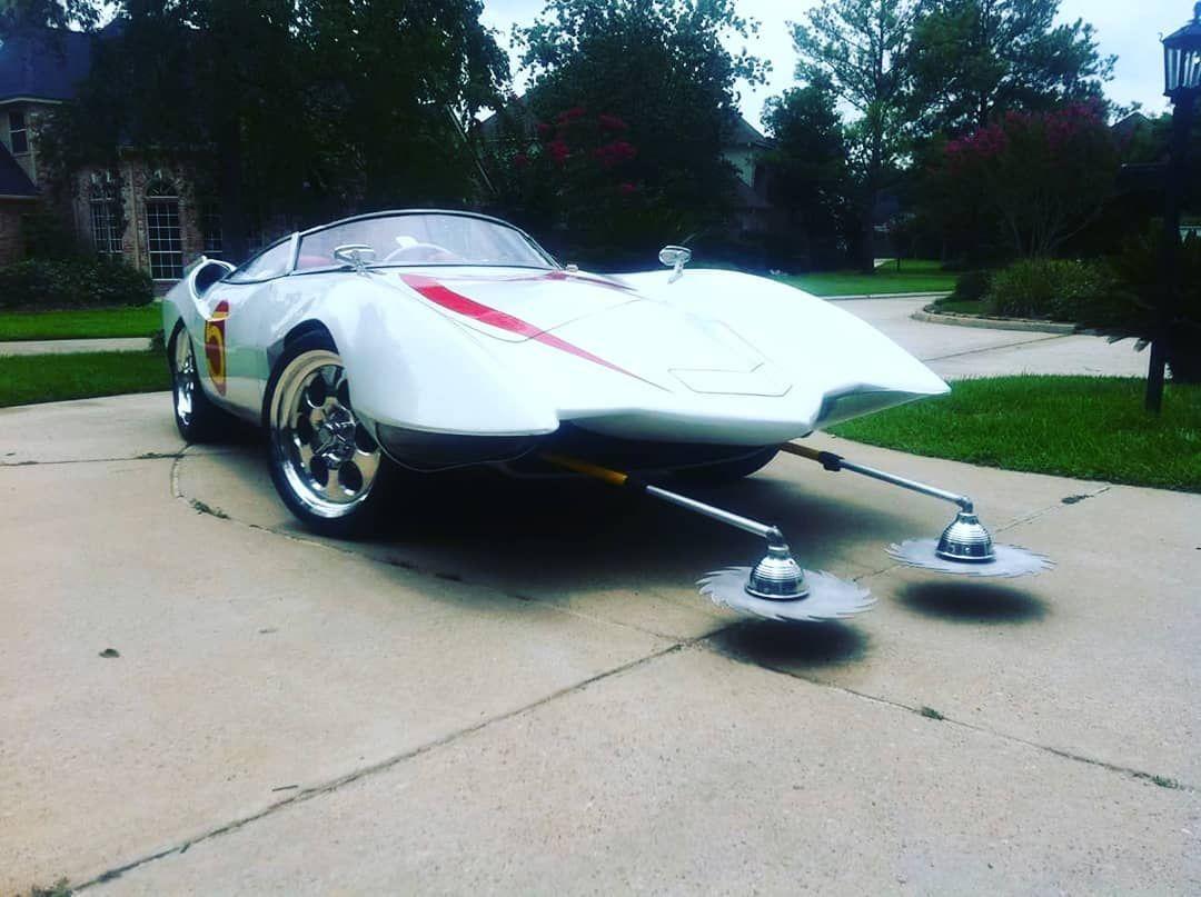 """Gotham Garage on Instagram """"The REAL Speed Racer Mach 5"""