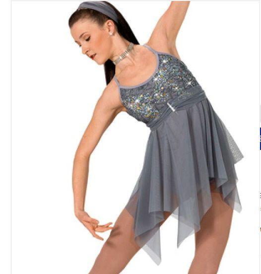 Blue lyrical dress uk