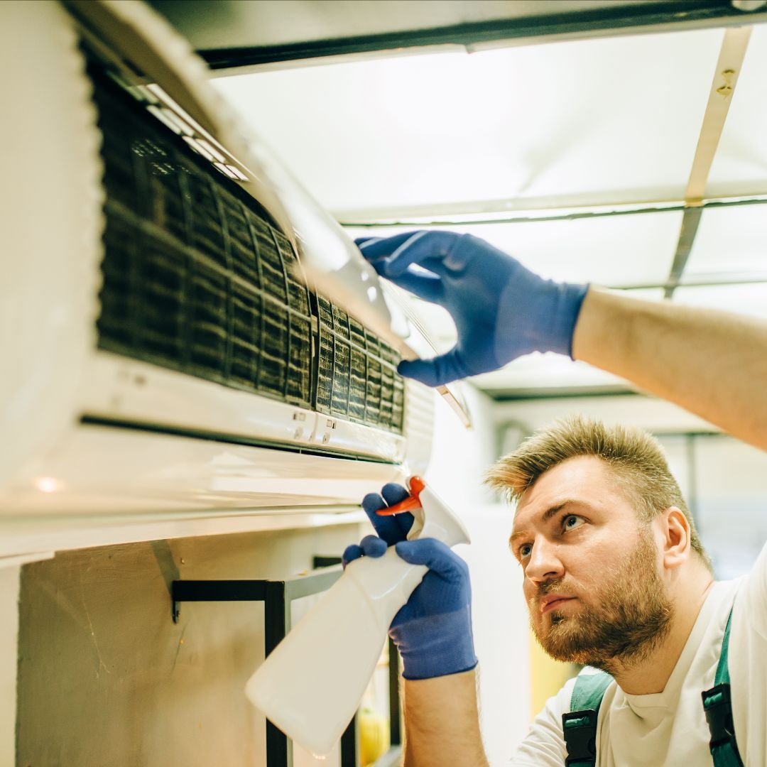 Keeping your AC in good condition is crucial during the