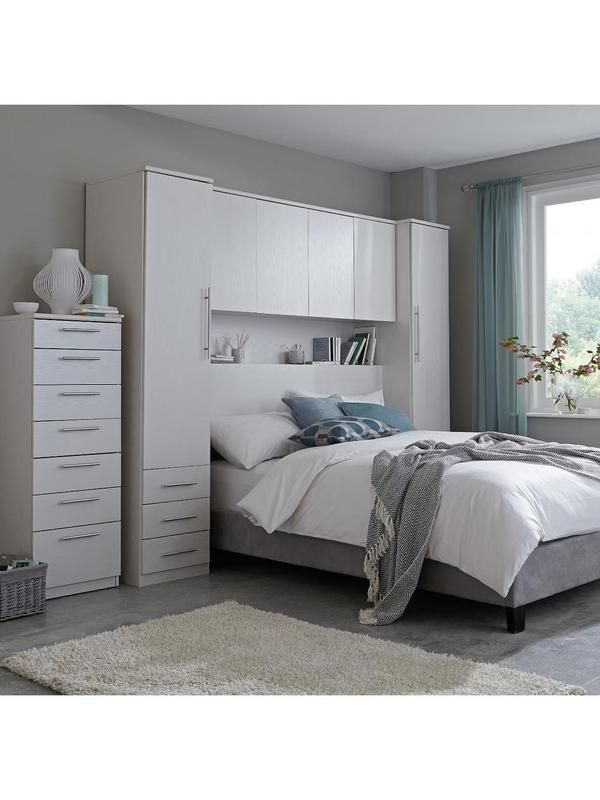 Ikea Bed Rail Prague Overbed Unit In 2019 | Room Ideas | Bedroom Decor