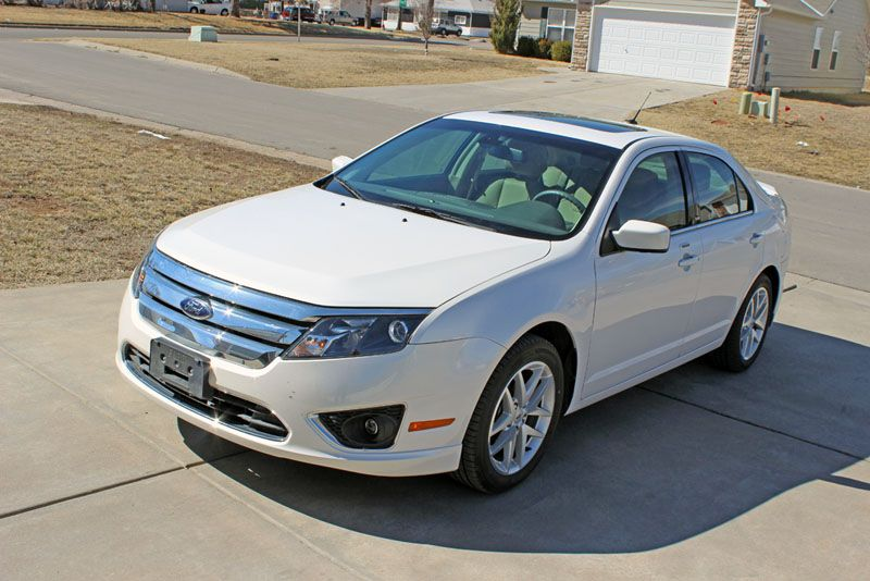 My Views Of The 2012 Ford Fusion Sel Davis Moore Nissan Wichita