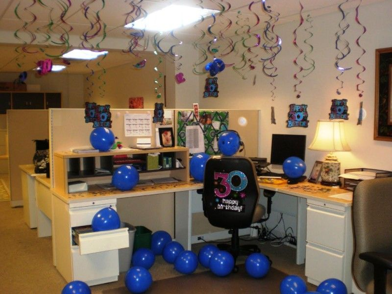 Cool Office Decorations. Elegant Cubicle Decor With Design Ideas Happy Birthday  Cool