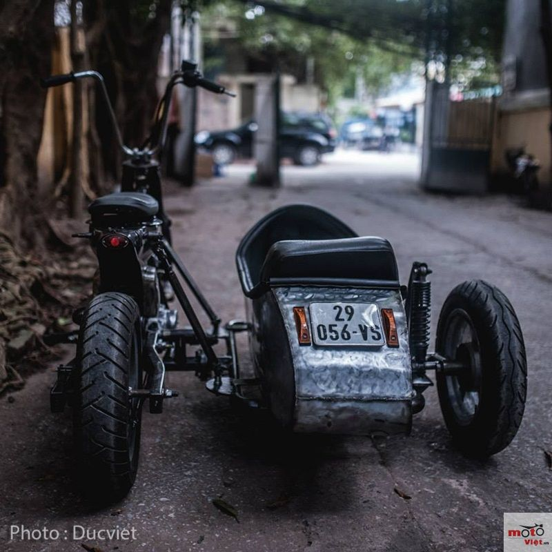 honda cub do sidecar 3 banh (12)