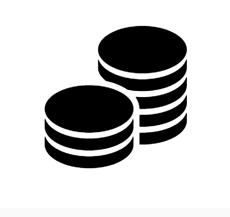 Coins Icon In Android Style Coin Icon Android Icons Icon