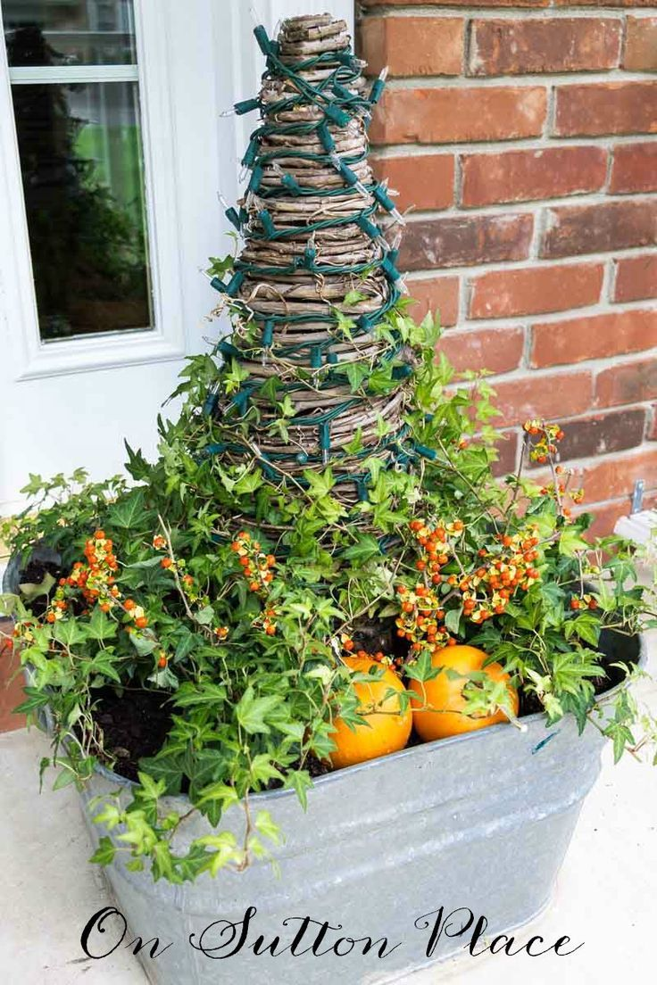 Pin by Patricia Justice on Holidays, Holidays, Holidays ... |Redneck Grapevine Trees