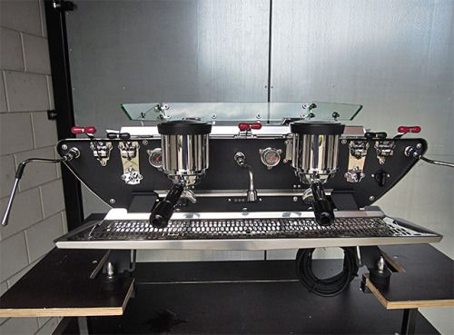 espresso machine electrical requirements