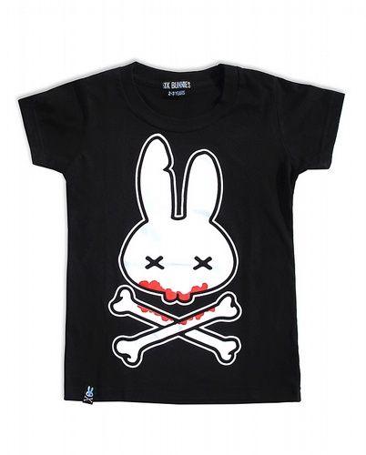 Six Bunnies Babygrow Metal Camiseta de My First