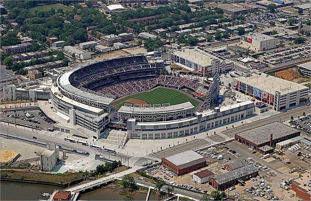 Nationals Park Baseball Park Mlb Stadiums Baseball Stadiums Parks
