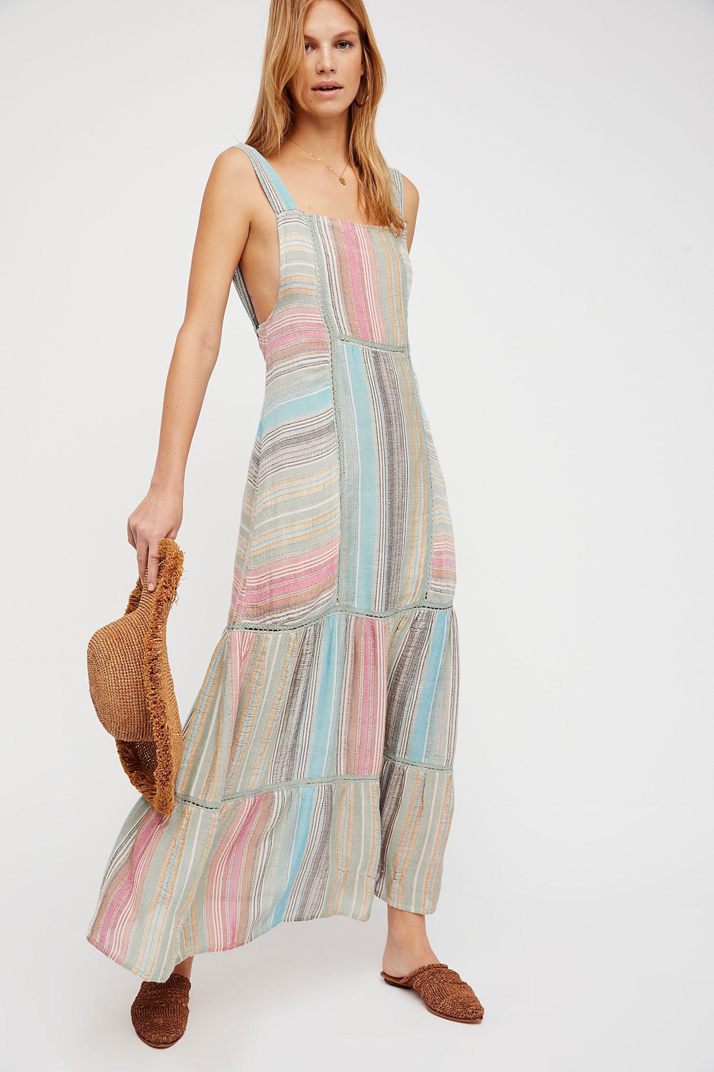 d9ec933007 Anika Maxi Dress | Clothing wish list | Dresses, Striped maxi ...