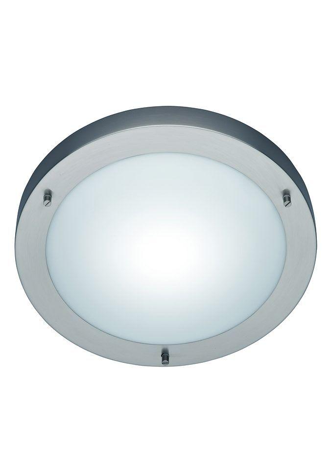 TRIO LEUCHTEN Bad-Deckenlampe grau, Energieeffizienzklasse A++