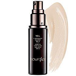 Hourglass Veil Fluid Makeup Oil Free SPF 15 - Veil Fluid Makeup Oil Free SPF 15 No. 4 - Beige  #sephora