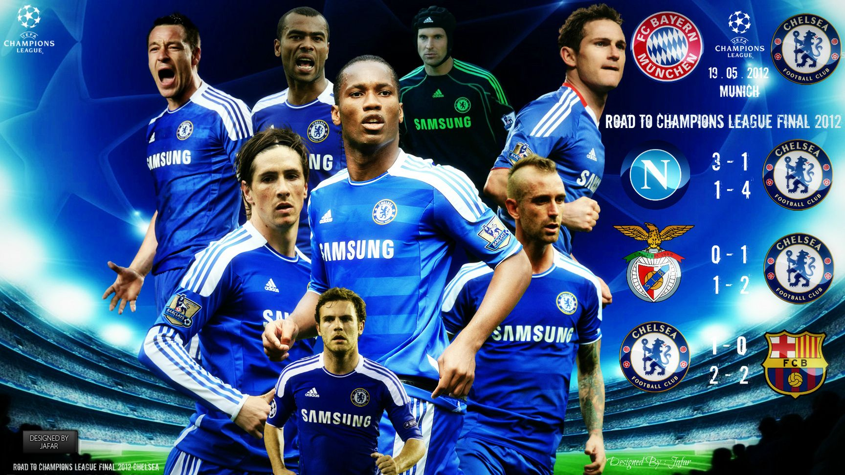 Chelsea Fc El Mejor Equipo Del Mundo