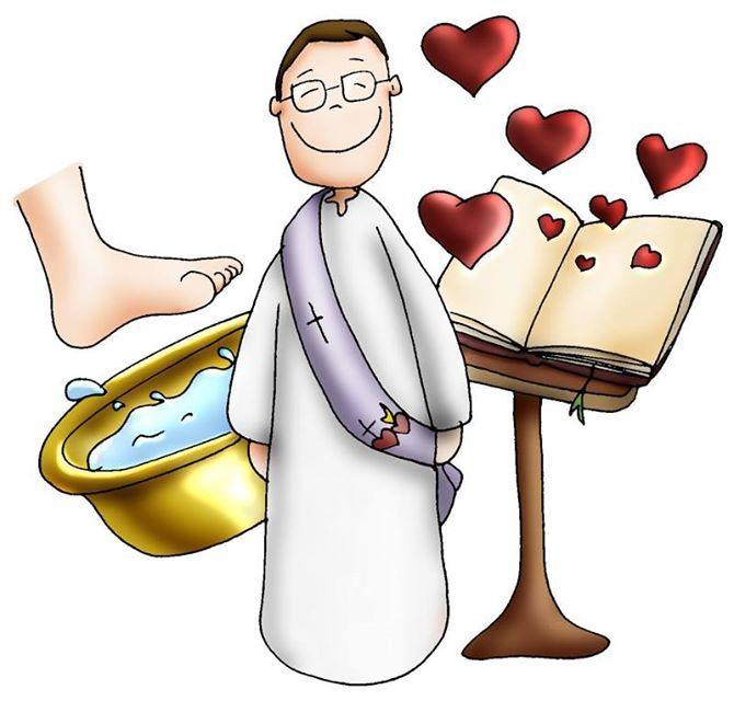 Matrimonio Catolico Caricatura : Lavatorio de pies imÁgenes fano pinterest