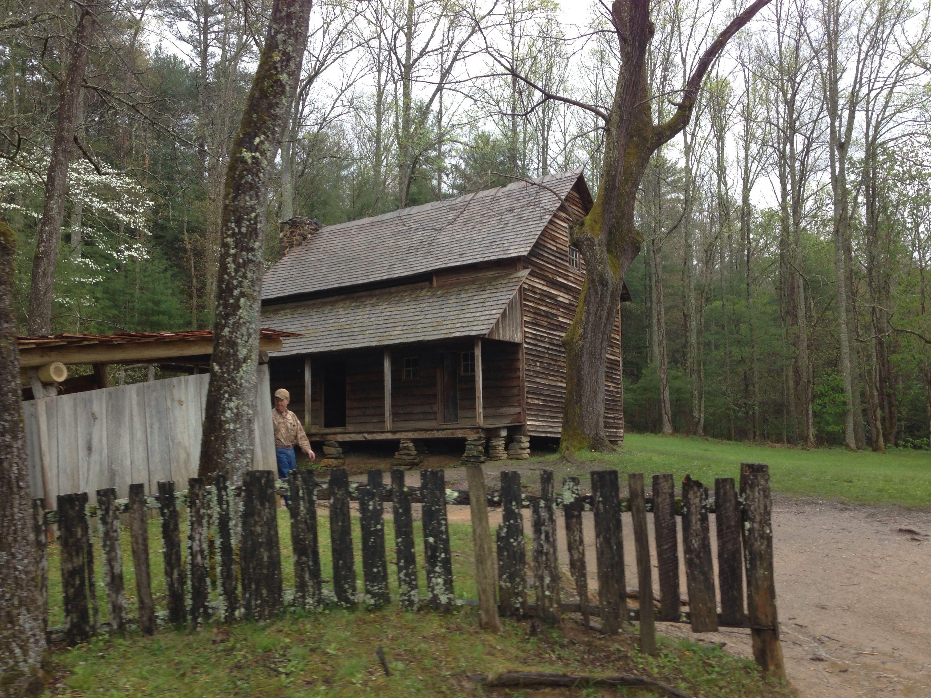 Old settlement Smokey Mountains Gatlinburg TN