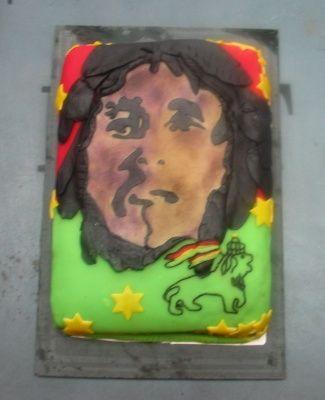 bob marley taart Bob Marley taart Bob Marley chocolate layered cake | special  bob marley taart