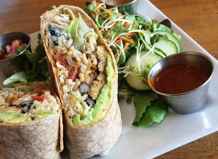 These Are Moby S Favorite Vegan Restaurants In L A Vegan Restaurants Best Vegan Restaurants Vegan