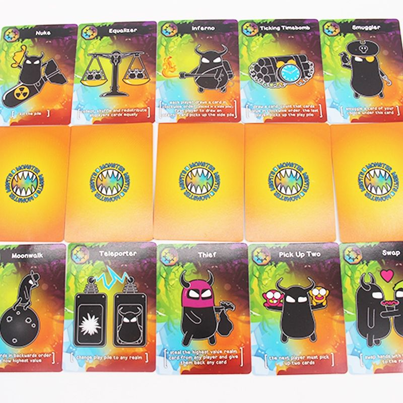Wholesale Monster Misfits A Ridiculous Card Game Card Games Cards Against Humanity Cards