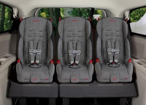 Narrowest Car Seats 2016 Fit 3 In A Row