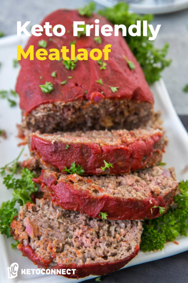 Easy Keto Meatloaf Recipe To Make At Home Ketoconnect Recipe In 2020 Pork Rind Recipes Meatloaf Recipes Recipes