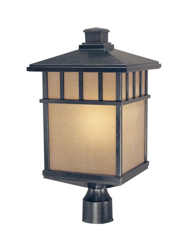 Dolan Designs 9118 Craftsman Mission Single Light Large Outdoor Post Light Fro Winchester Outdo Outdoor Post Lights Post Lights Post Mount Lighting