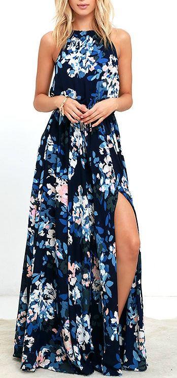 #lovelulus #floral vestido mais lindo que eu já vi com estampas