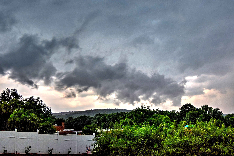 Stormy day in Endicott, NY 6/28/2016