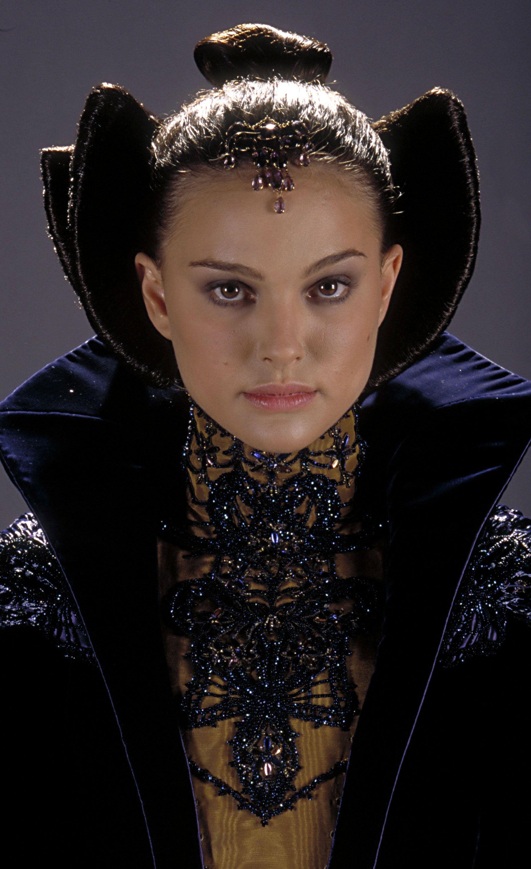 Natalie Portman Star Wars Episode II Attack of the Clones
