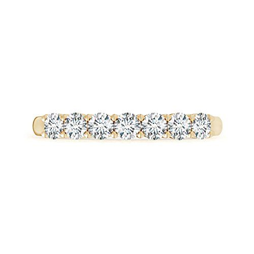 Seven-Stone Diamond Wedding Band in 14K Yellow Gold - See more at: http://jewelry.florentt.com/jewelry/sevenstone-diamond-wedding-band-in-14k-yellow-gold-com/#sthash.C9irSliw.dpuf
