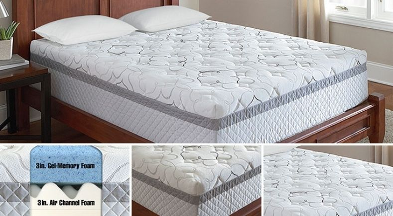 Mattress Costco Memory Foam Mattresses Gel Mattressmattress Protectorcostcobedroom