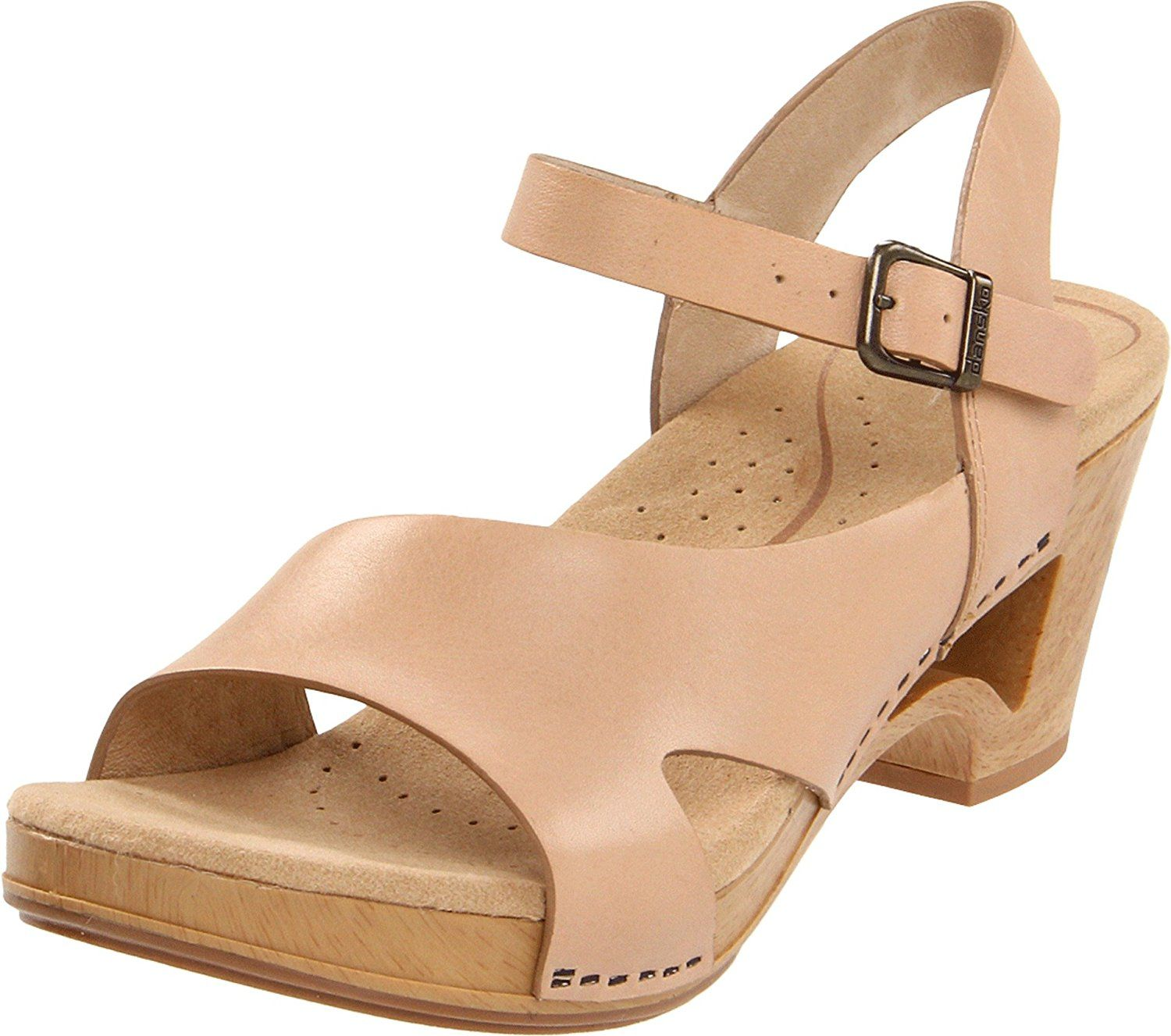 Dansko Women's Tasha Sandal > Insider's special review you can't miss. Read more  : Dansko sandals
