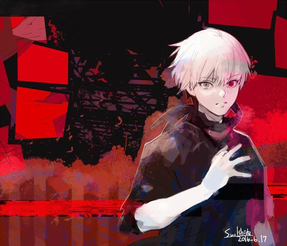 Kaneki by Ishida Sui