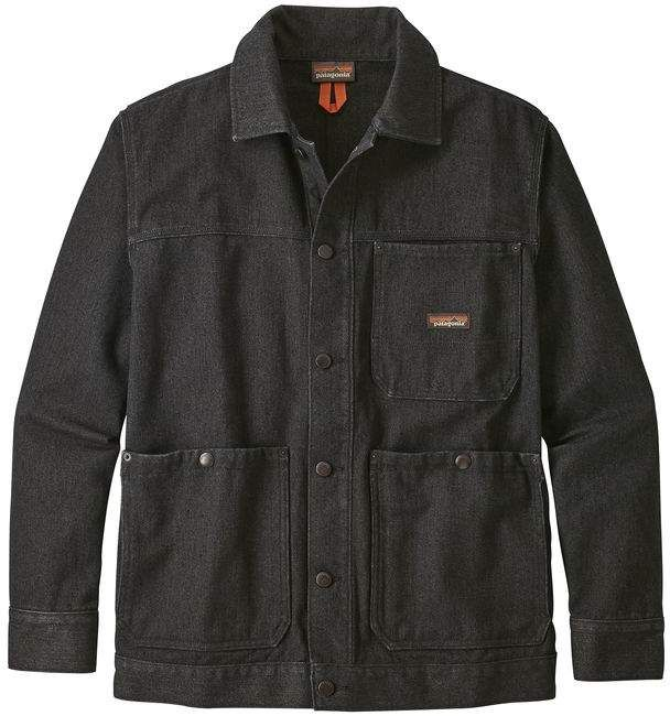 ae6805d2feb58 Patagonia Men's Iron Forge Hemp® Canvas Chore Coat | Jacket | Coat ...