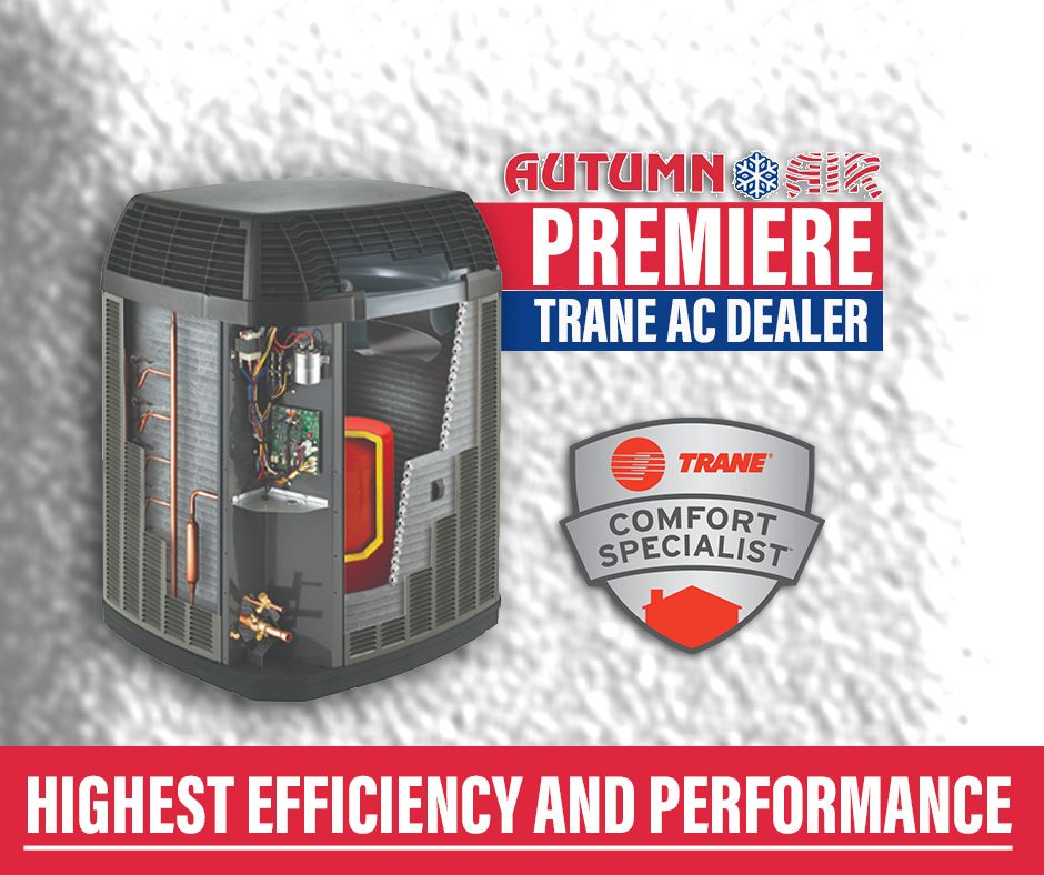 Trane is the quality, residential air conditioning unit