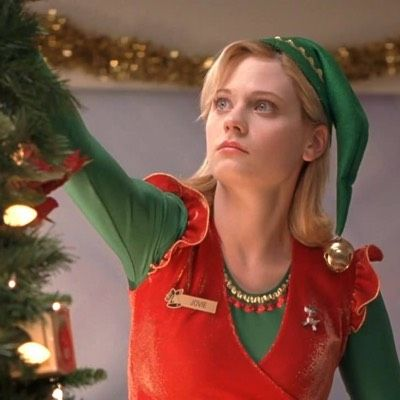You Are Jovie You Are Sweeter Than Most People Realize And That S In Part Because It Takes You A While Holiday Movie Christmas Movie Characters Elf Characters