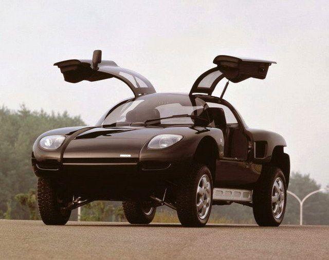 Mazda TD-R Concept (1989)