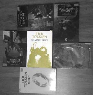 51: KİTAP YORUMU : Silmarillion