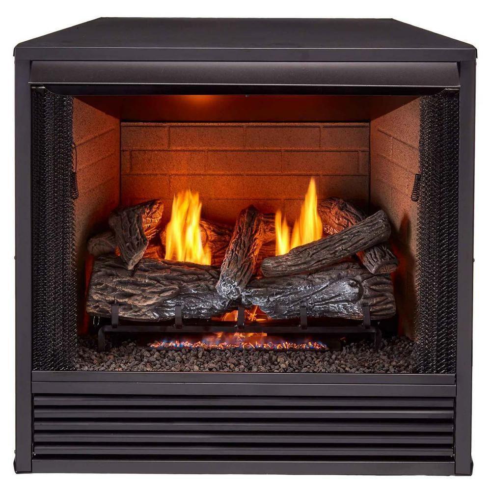 Procom 32 In Ventless Gas Firebox Insert Pc32vfc