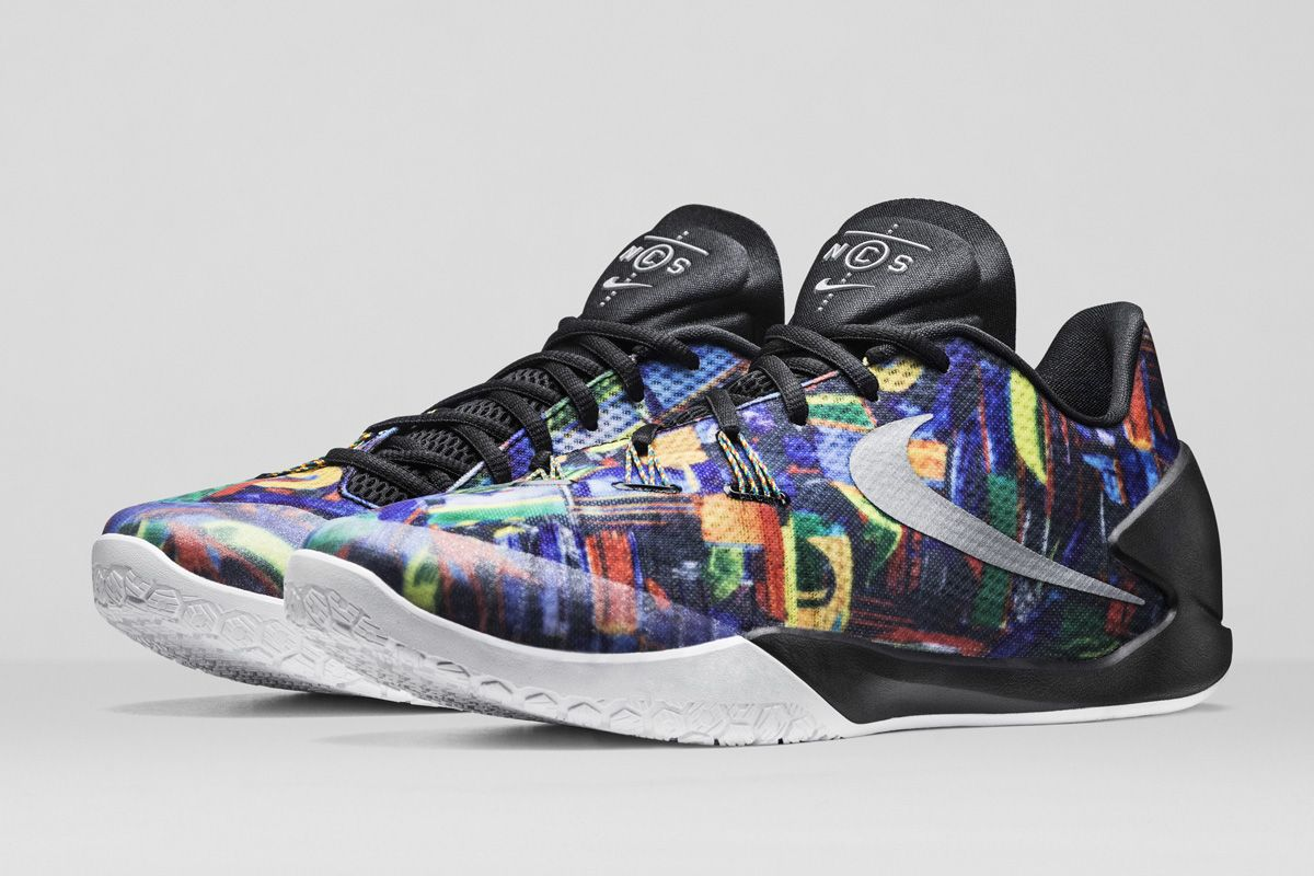 the latest f6876 632d4 Nike Basketball s Net Collectors Society  Hyperchase   Zoom HyperRev 2015