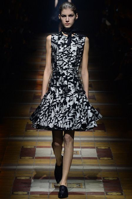 Lanvin   Fall 2014 Ready-to-Wear Collection   Style.com