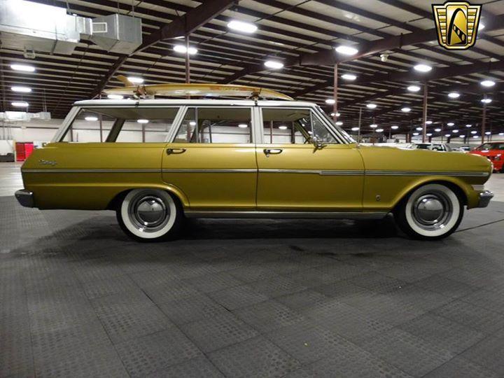 1963 Chevrolet Nova Station Wagon Station Wagon Chevrolet Nova