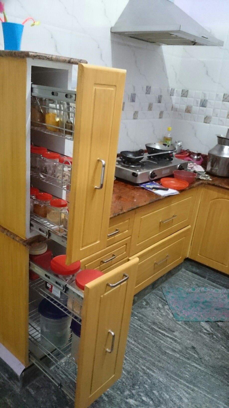 Modular kitchen   Living room   Pinterest   Kitchens, Smart kitchen ...