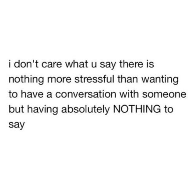 i want to talk to so many people but this is my problem
