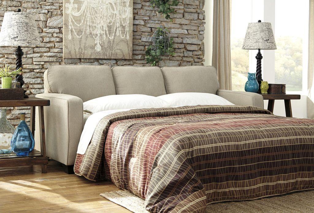 Ashley Furniture 1660039 Alenya Queen Sofa Sleeper Jacks