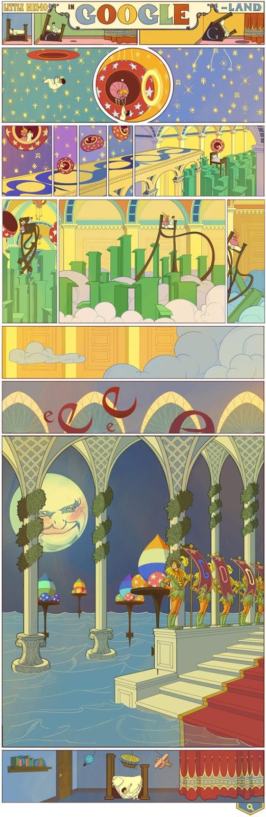 Winsor McCay adalah sosok pembuat animasi komik strip
